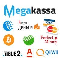Платежная система MegaKassa