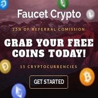 Faucet Crypto криптовалютный мультикран