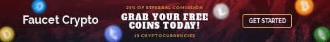 FaucetCrypto - сайт серфинга за биткоин