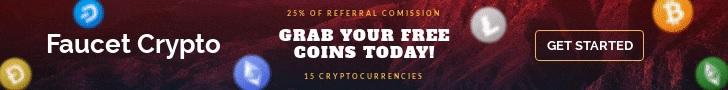 Faucet Crypto - криптовалютный кран