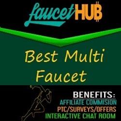 Мультивалютный кран FaucetHub