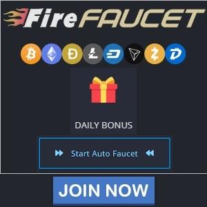 FireFaucet - криптовалютный кран