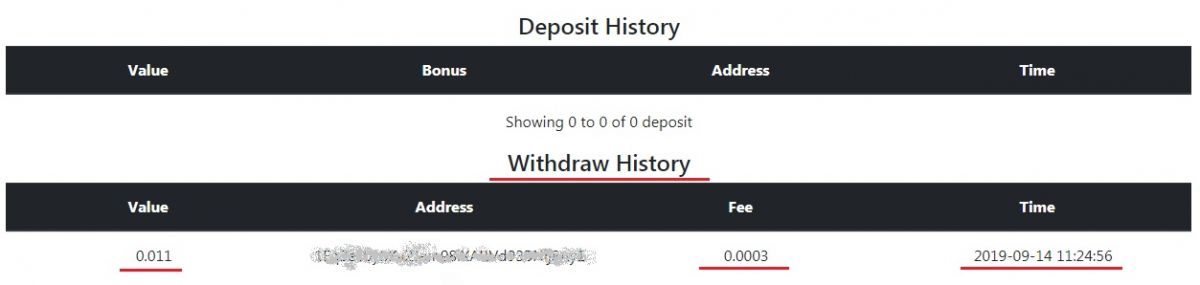 Выплата с free bitcoin cash