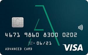 AdvCash карта VISA