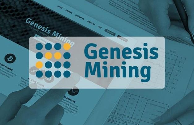 Genesis Mining облачный майнинг