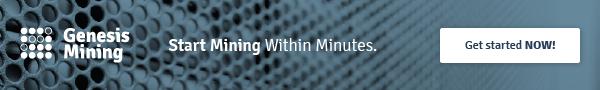 Сайт Genesis Mining