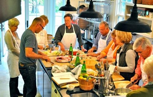 обучение кулинарным занятиям
