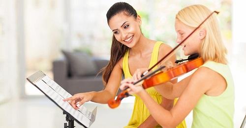 Заработать на репетиторстве музыки