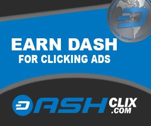 Заработать Dash. Серфинг за Dash
