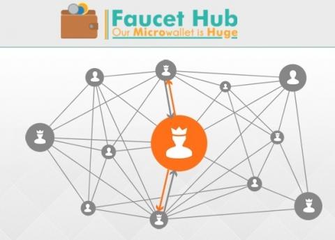 Мульти кран криптовалют FaucetHub