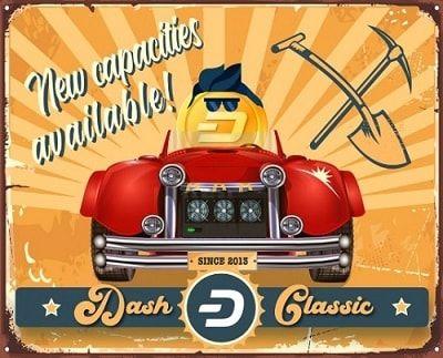 Genesis Mining Dash classic
