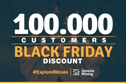 Genesis Mining - Черная пятница промокод