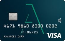 Advcashкарта VISA