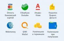 Агрегаторы платежных систем для интернет магазина