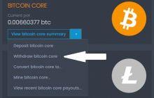 Coinpot кошелек - как вывести деньги с coinpot