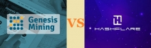 Genesis Mining и HashFlare сравнение сервисов облачного майнинга