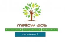 Mellow Ads faucet - реклама реферальной ссылки и привлечение рефералов бесплатно