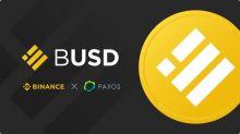 Стейблкоин Binance USD (BUSD)