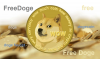 Сайт FreeDogecoin